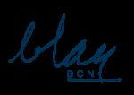 Blau BCN Logo